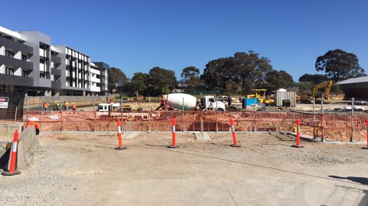 Sandringham Project First Stage